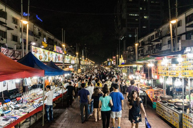 Jalan Alor Nightmarket